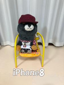 iPhone8の写真